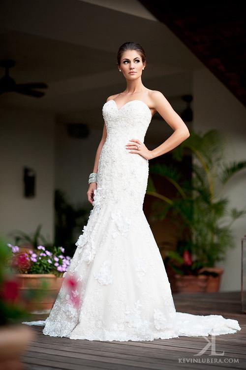 Bridal Gown Honolulu : Bridal fashion the modern honolulu hawaii wedding